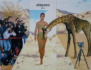 Catwalk Giraffe
