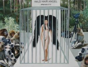 Catwalk Wild Hair Angel